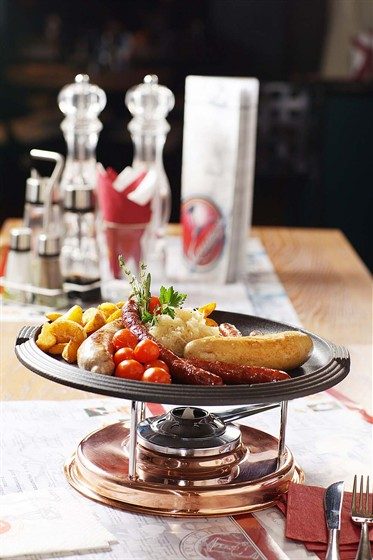 """Ресторан Керосинка - фотография 8 - Фирменное блюдо """"Керосинка"""" к пиву"""""""