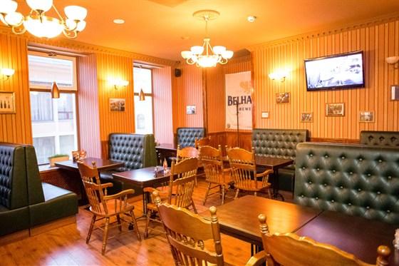 Ресторан Boston Party Pub - фотография 12