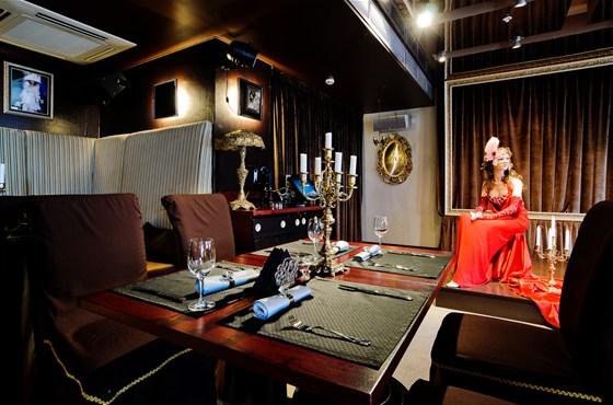 Ресторан Haute Couture  - фотография 24 - Зал 2