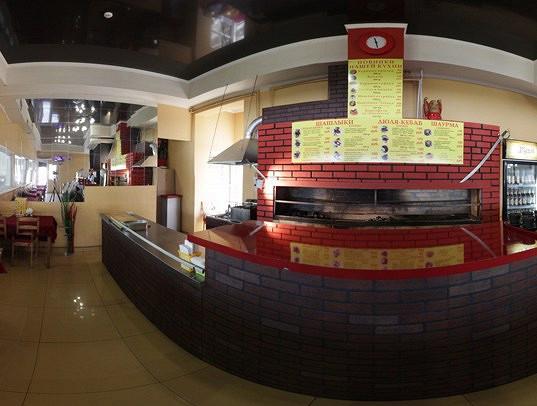 Ресторан Очаг - фотография 1 - Всегда свежие шашлыки из парного мяса.
