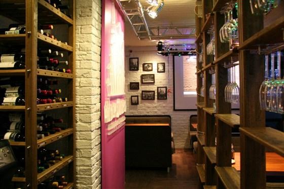 Ресторан Нью-Йорк - фотография 4 - вход