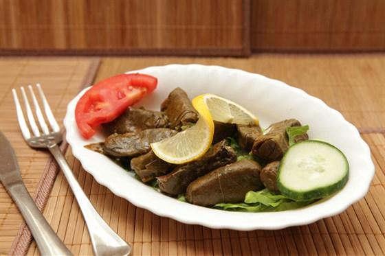 Ресторан Бейрут  - фотография 16 - Долма