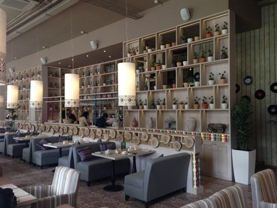 Ресторан Лепешка - фотография 2 - первый этаж