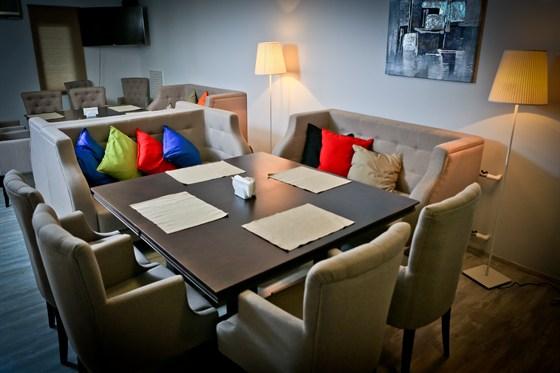 Ресторан Кафе с акцентом - фотография 8