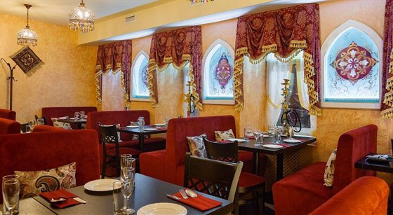 Ресторан Синдбад - фотография 13