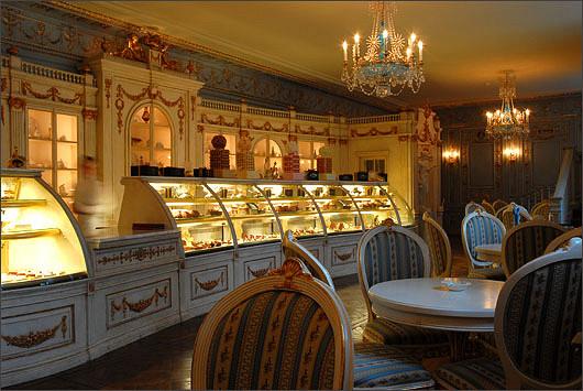 Ресторан Кондитерская «Пушкин» - фотография 31