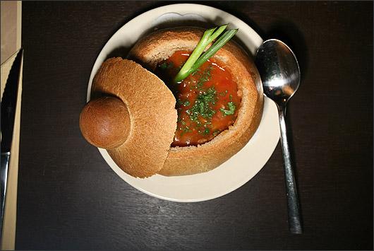 Ресторан Баррандов - фотография 3