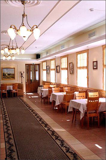 Ресторан Замоскворечье - фотография 13