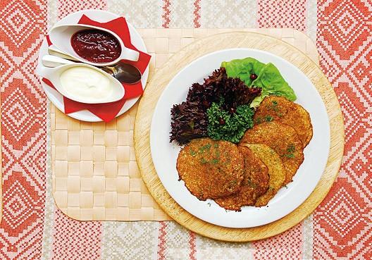 Ресторан Белая Русь - фотография 6