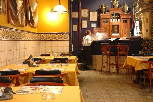 Ресторан Рюмка - фотография 7
