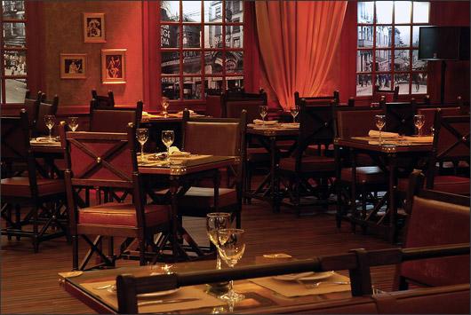 Ресторан Люмьер - фотография 14