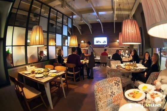 Ресторан Mama's - фотография 12