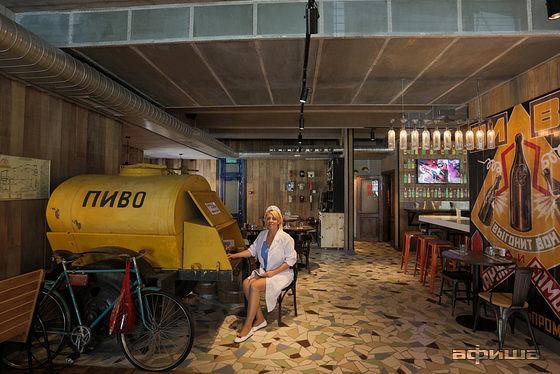 Ресторан Альбатрос - фотография 16