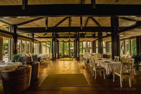 Ресторан The River Café - фотография 20