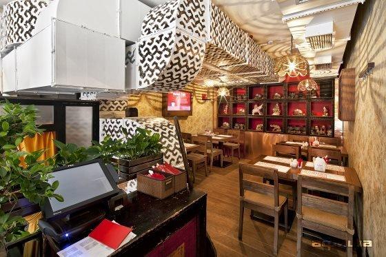 Ресторан Мама Тао - фотография 15
