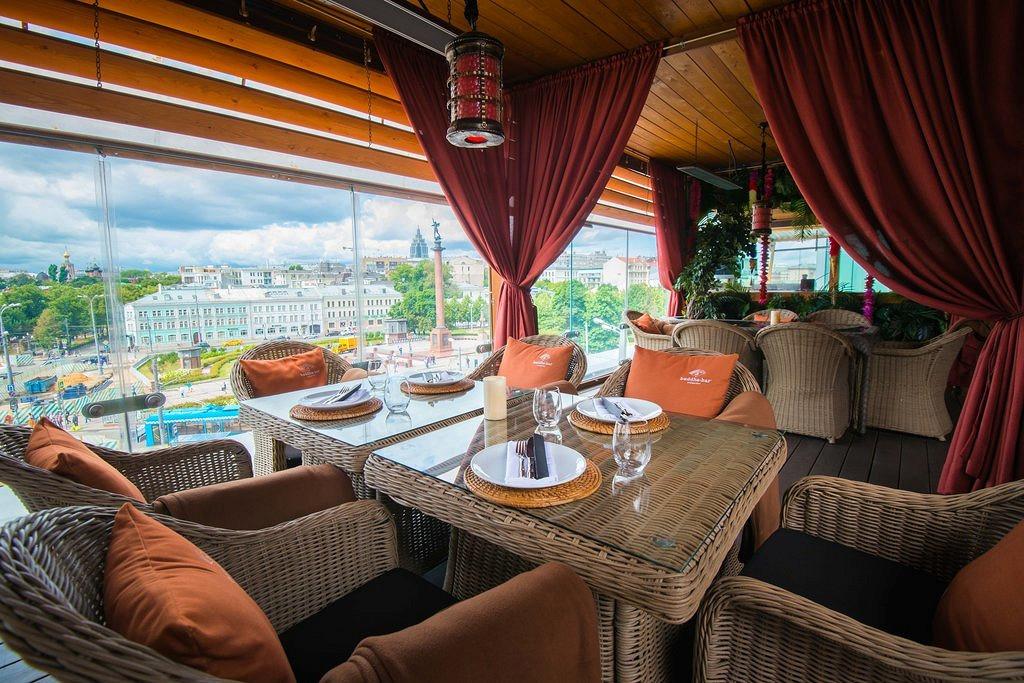 Ресторан Buddha Bar Moscow - фотография 25