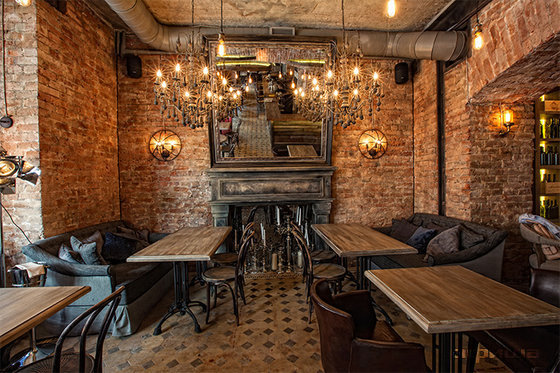 Ресторан 19 Bar & Atmosphere - фотография 12