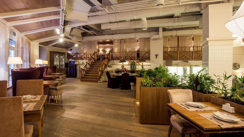 Ресторан Mammina - фотография 30