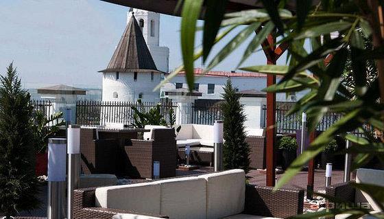 Ресторан Roof Terrace - фотография 9