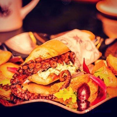 Ресторан Kraken - фотография 1
