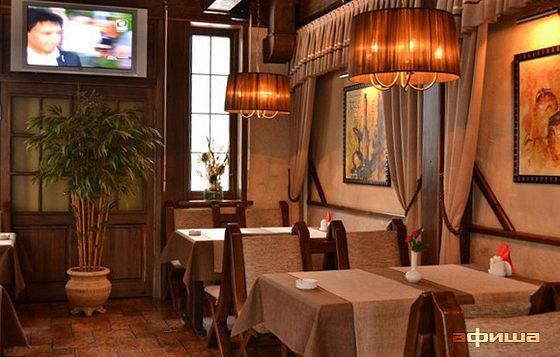 Ресторан Энигма - фотография 1