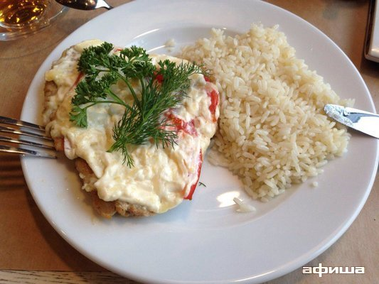 Ресторан Рис, баран и барбарис - фотография 3
