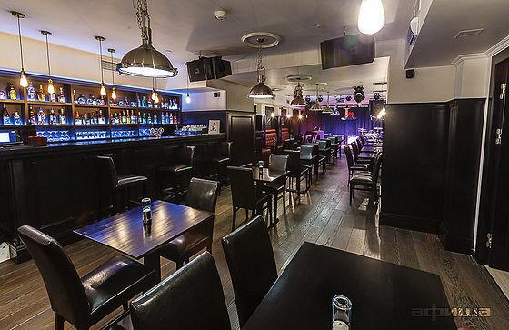 Ресторан JAM Club. Джем-клуб Андрея Макаревича - фотография 7
