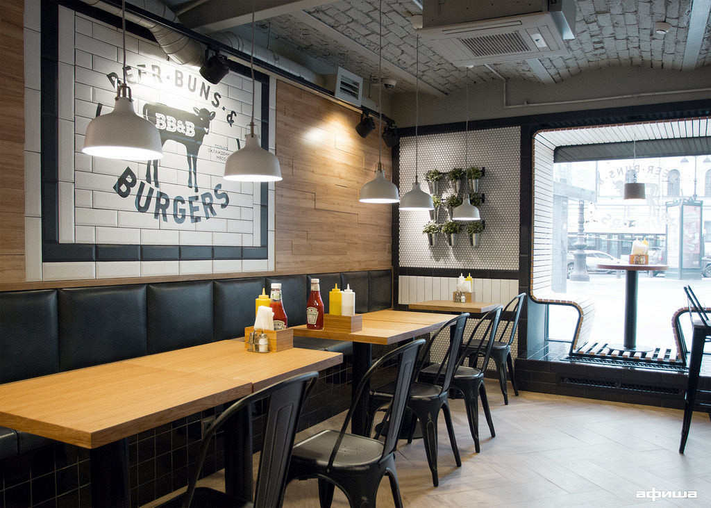 Ресторан SB Burgers - фотография 7