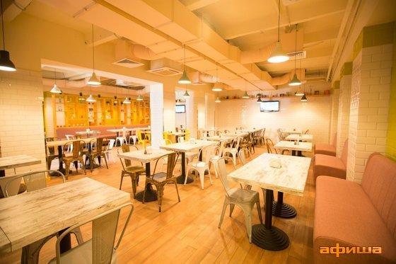 Ресторан Тесто и мясо - фотография 10