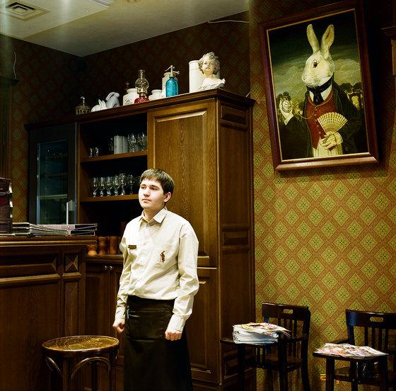 Ресторан White Rabbit - фотография 6