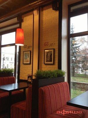 Ресторан Traveler's Coffee - фотография 9