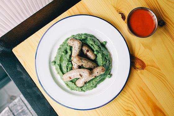 Ресторан SOS. Café - фотография 3