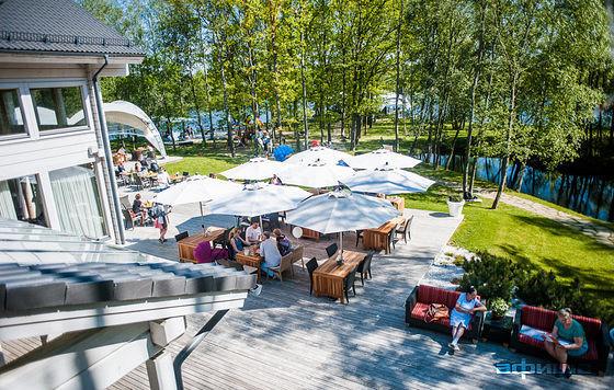 Ресторан Рыба на даче - фотография 31