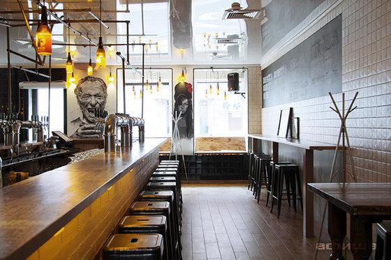 Ресторан Drunk Craft Bar - фотография 9