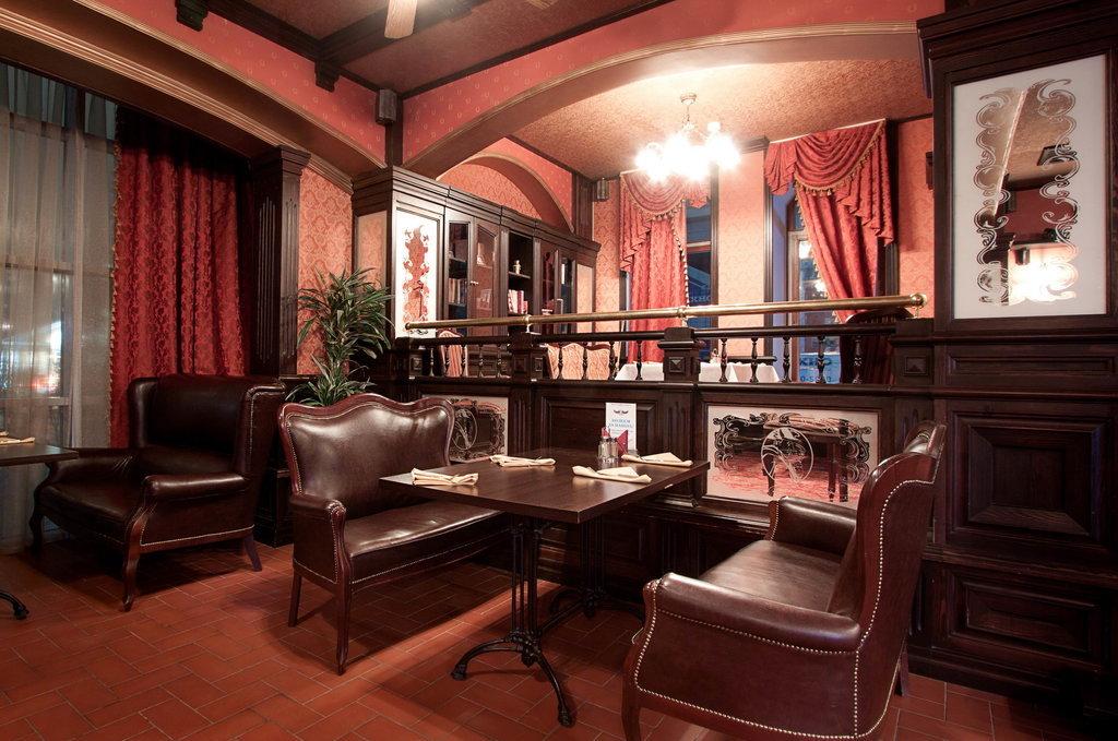Ресторан Шерлок Холмс - фотография 5