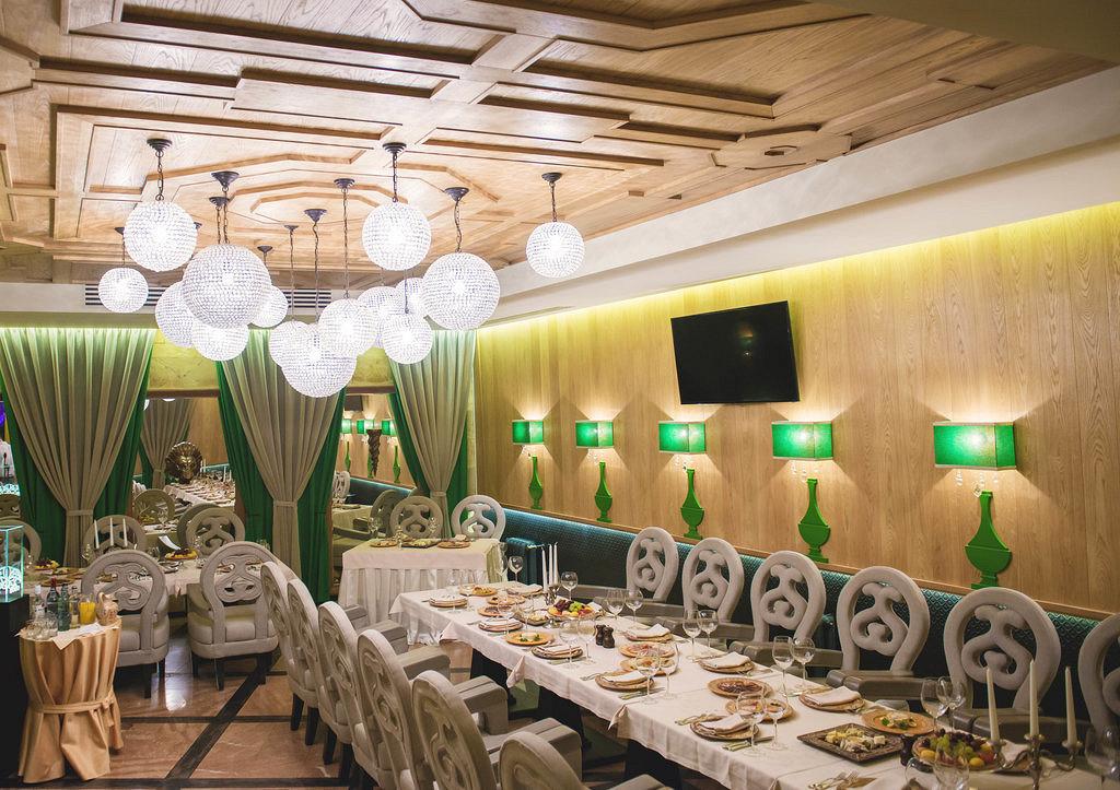 Ресторан Ноев ковчег - фотография 25