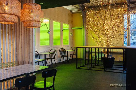 Ресторан Метеор - фотография 8