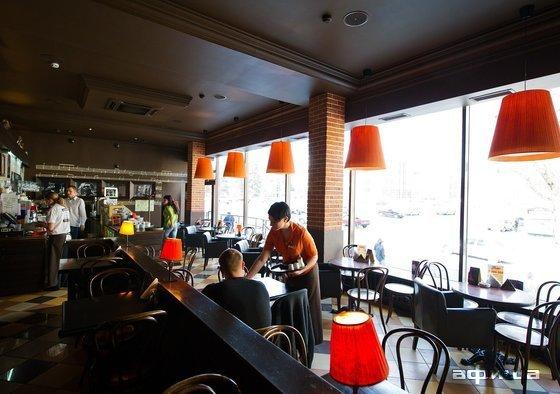 Ресторан Питькофе: Джаз - фотография 8