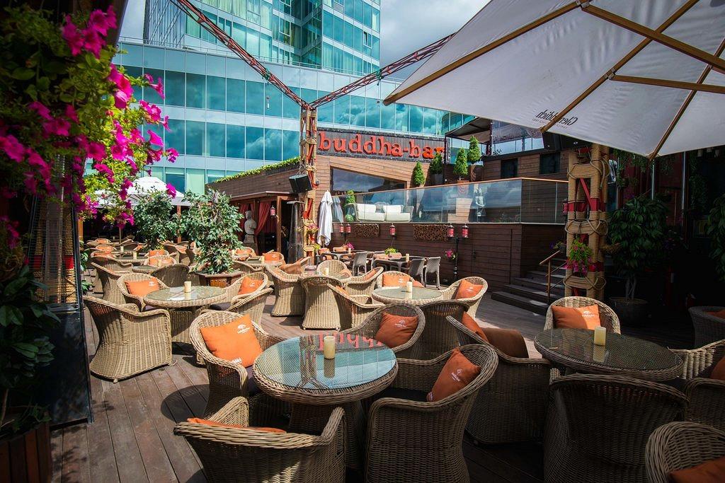 Ресторан Buddha Bar Moscow - фотография 27
