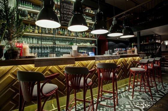 Ресторан Компания - фотография 4