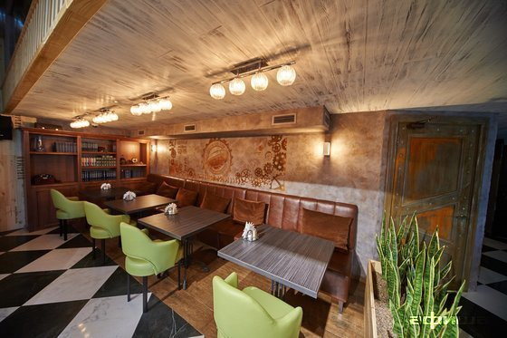 Ресторан Birliman - фотография 1