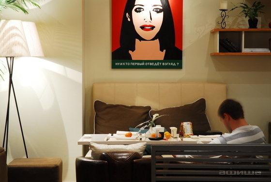 Ресторан White Café - фотография 11