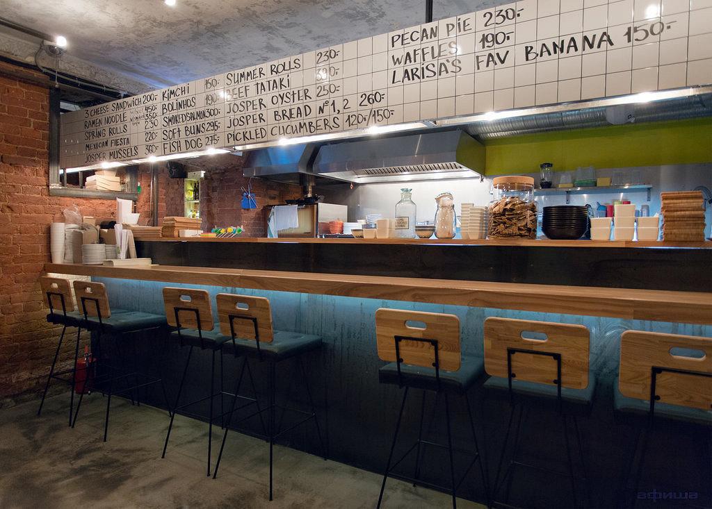 Ресторан Pedro & Gomez у Ларисы - фотография 11