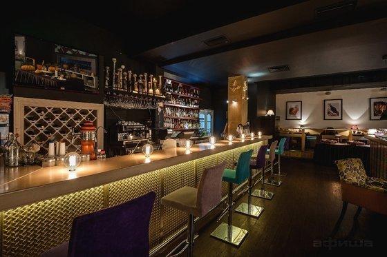 Ресторан Kinza - фотография 11