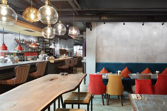 Ресторан Обратная тяга - фотография 9