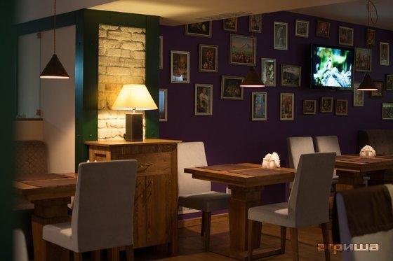 Ресторан Кинза и базилик - фотография 9