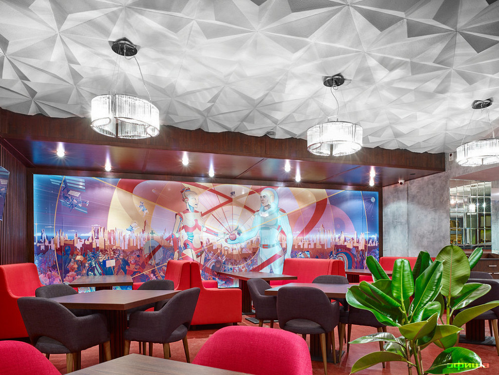 Ресторан Отмороженое - фотография 12