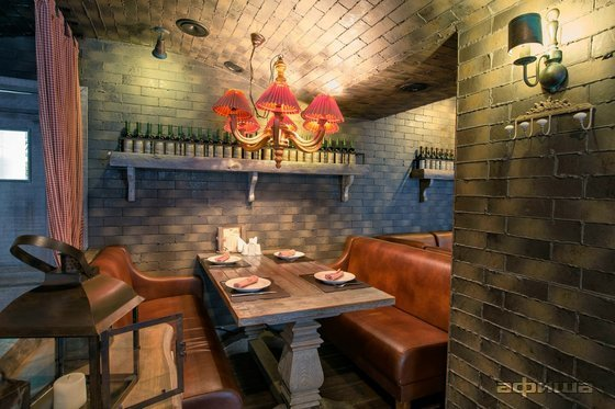 Ресторан Амбар - фотография 12