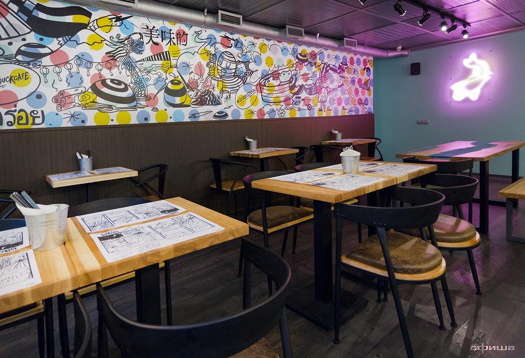 Ресторан Doodle Duck - фотография 8
