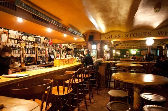 Ресторан Mollie's Pub - фотография 1